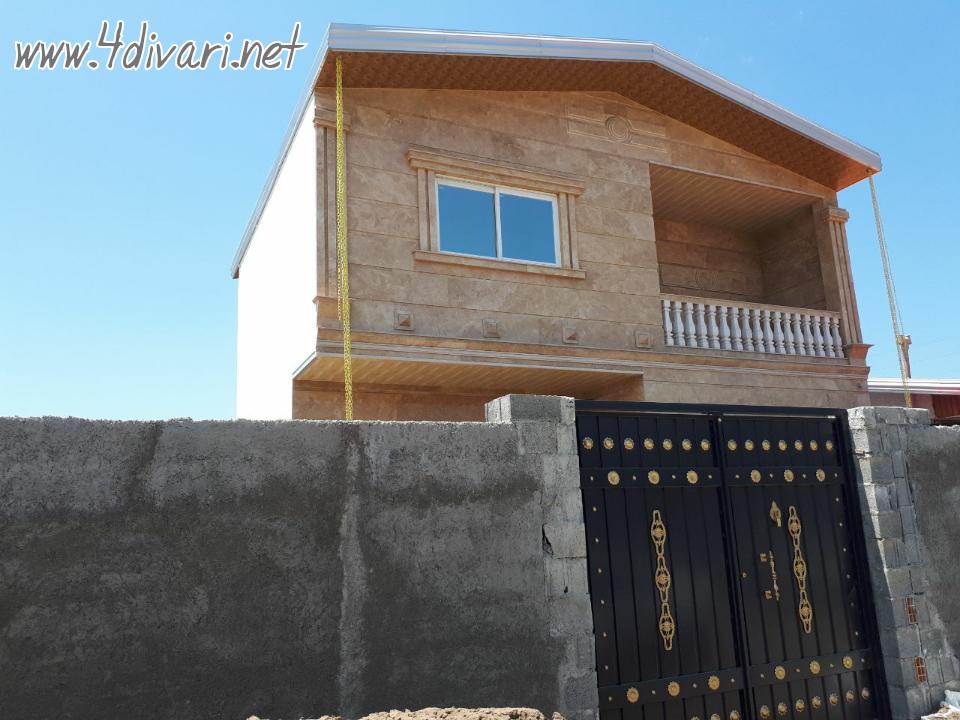 فروش خانه ویلایی در شهر زیبا بهنمیر روستای میرودسر