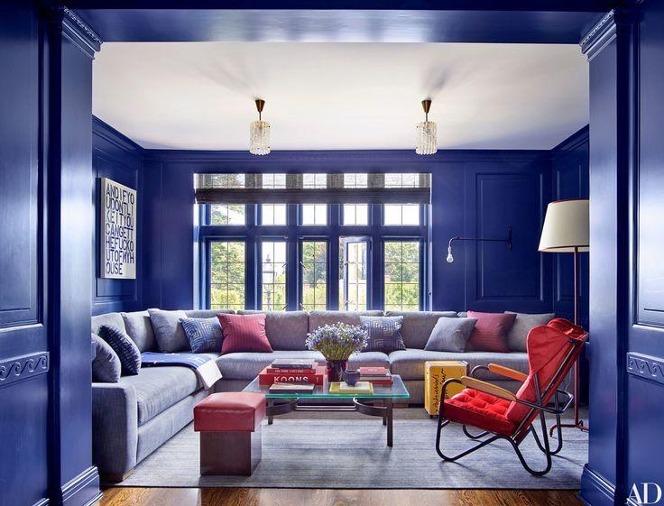 رنگ های فانتزی در بازسازی خانه
