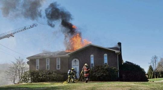 مسئولیت های مالک  پس از آتش سوزی