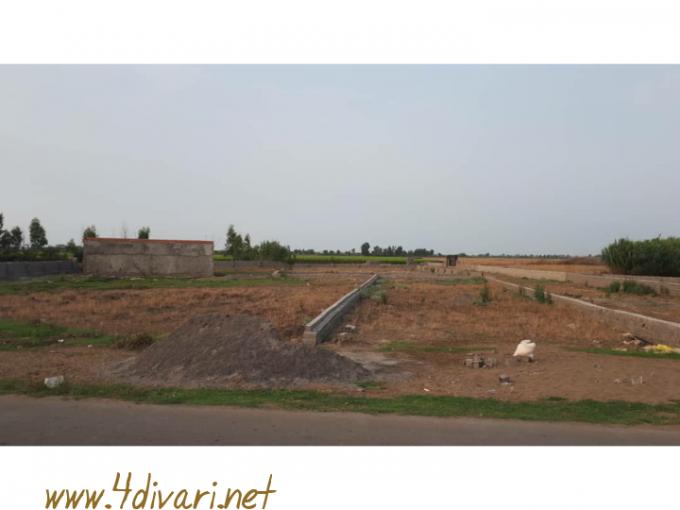 فروش زمین درمنطقه ازاد بهنمیر روستای ساحلی و سرسبز کرفون