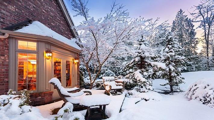 خرید و فروش خانه در فصل زمستان