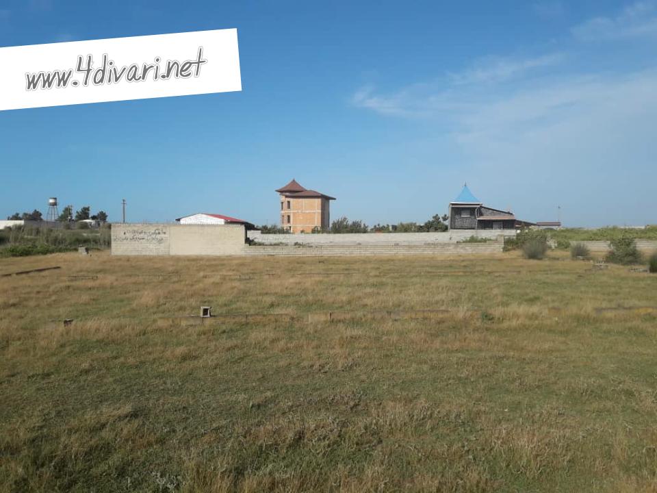 فروش زمین در روستای ساحلی و توریستی کرفون